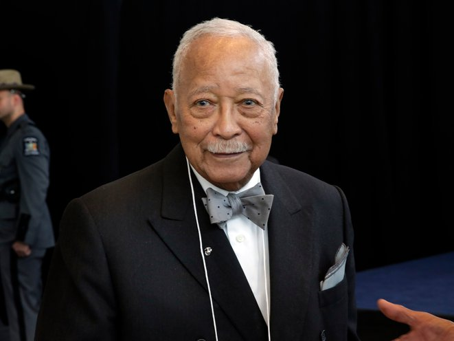 13++ David Dinkins Children