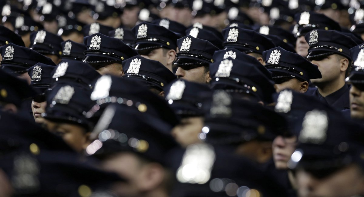 Newly Released Data Shows 1 Out Of Every 9 NYPD Officers Has A Confirmed Record Of Misconduct