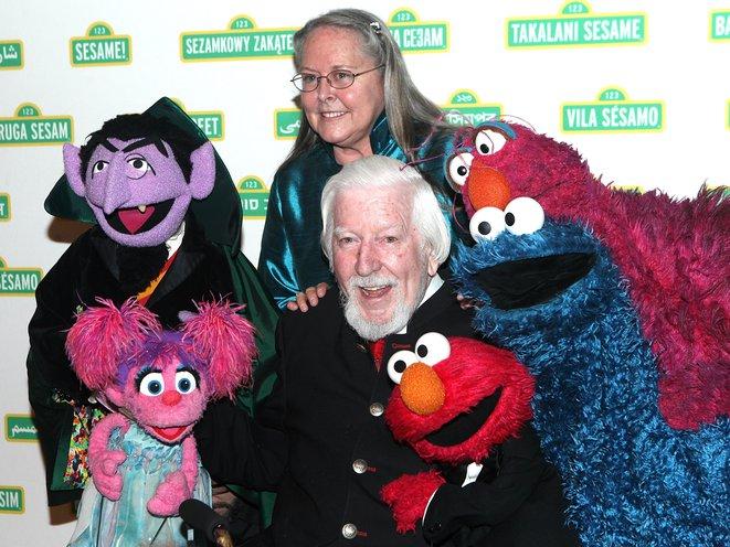 Caroll Spinney The Legendary Puppeteer Behind Big Bird Has