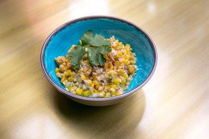 Roasted Corn ($5)