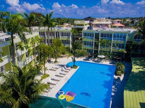The Terra Linda Resort in Sousa.