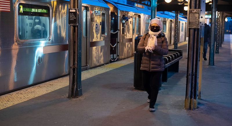 More Smashed Windows Found On 7 Line Subway Car In Queens  image