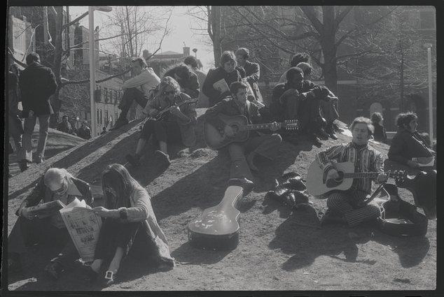 Summonses At Washington Square Park Have Increased 500 Percent