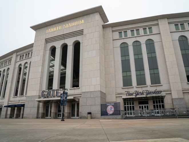 Yankee Stadium Parking Lot May Turn Into Drive In Movie Theater This Summer Gothamist