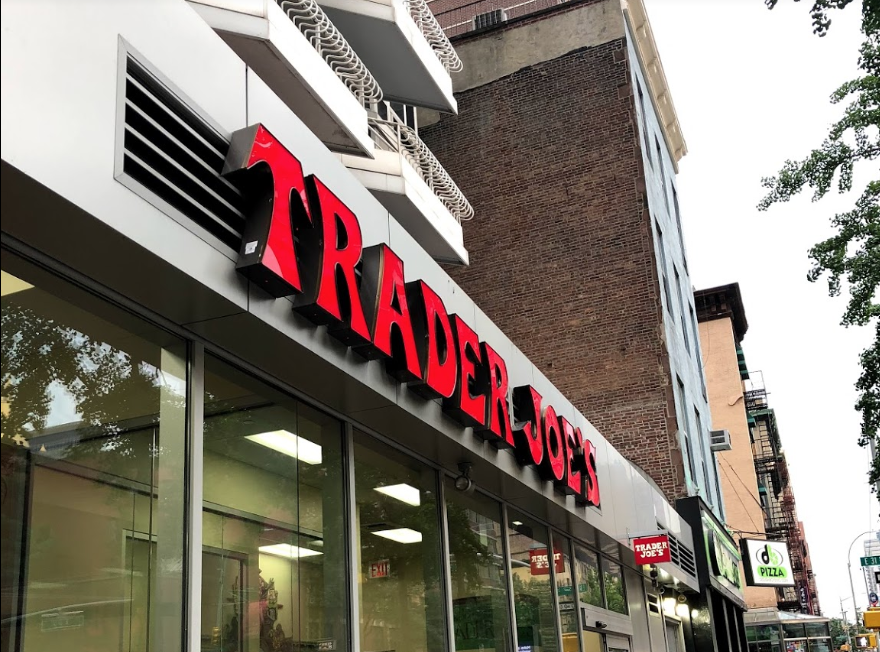 A photo of the Trader Joe's in Murray Hill