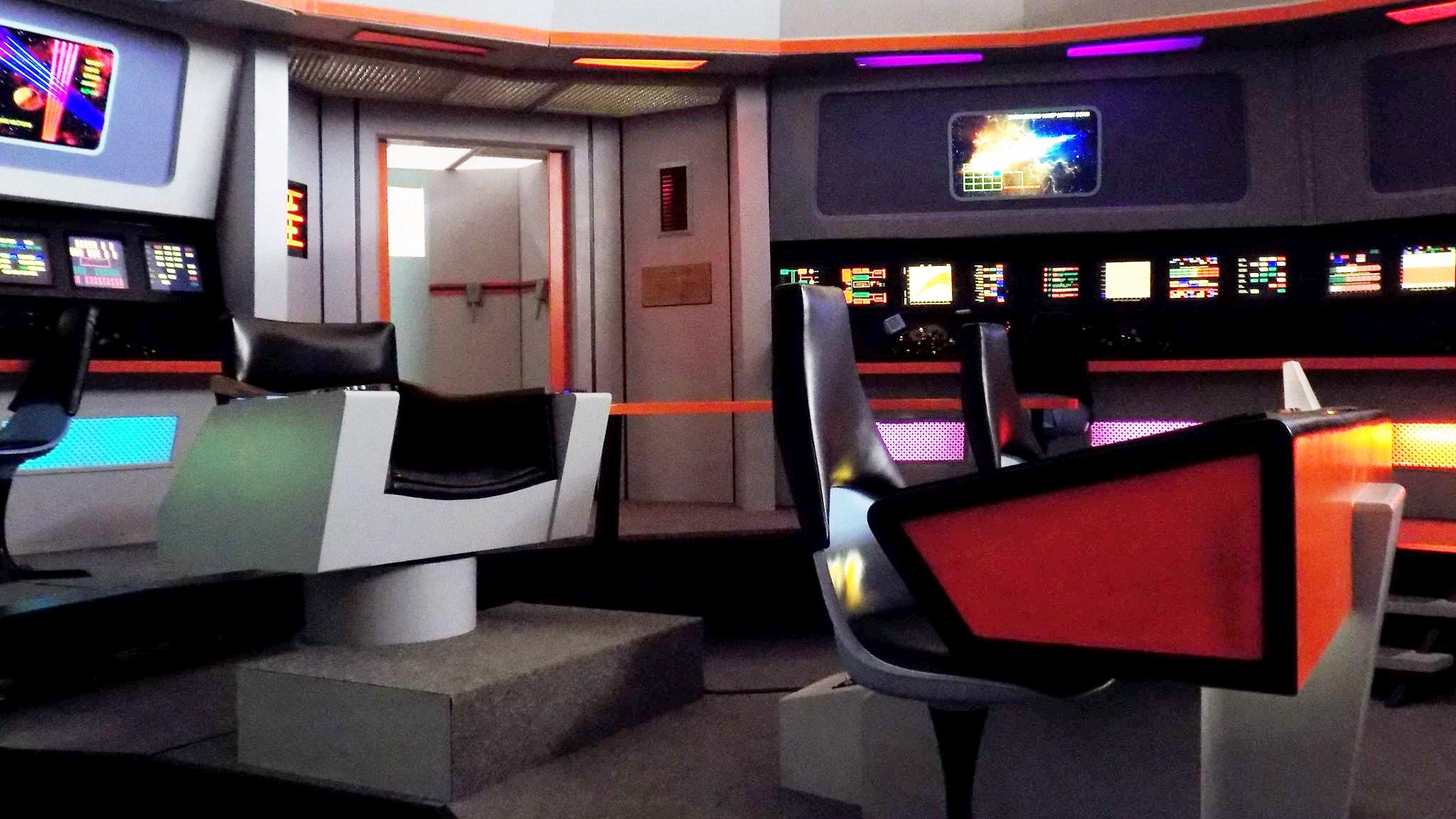 عکسی از تفریح پل Enterprise