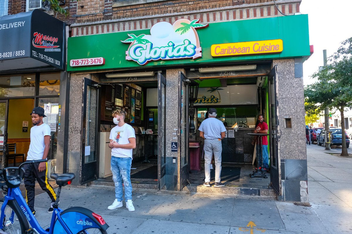 """Gloria's In Crown Heights Abruptly Closes Amid Wild Claims Of Fraud, Deed Theft, And """"Cruelty"""""""