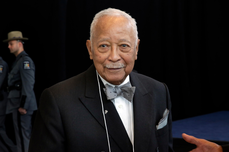 David Dinkins, NYC's First Black Mayor, Dies At 93